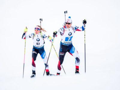 Jsme hrdí partneři Českého svazu biatlonu