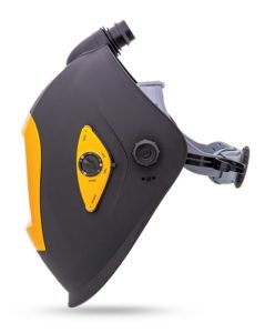 Welding helmet Clean-AIR CA-20 left side view